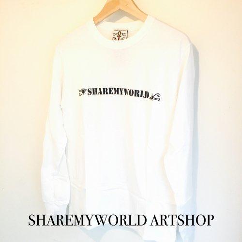 Ankh Long sleeve T-shirt【Back print】