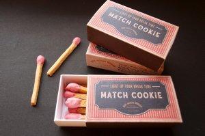 マッチクッキー