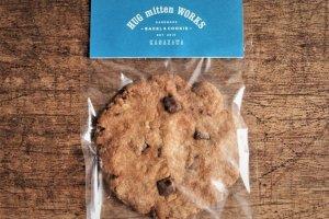 オーガニックピーナッツバター&チョコチャンククッキー