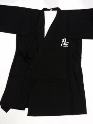 ★忍者スーツセット 忍者服セット NINJA SUIT ブラック 150サイズ  3点セット 衣装 コスプレ