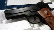 ★マルシン S&W M439 PFCブローバック 発火式  ABSブラストタイプ モデルガン 完成品