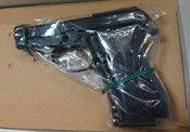★【組立キット】マルシン モデルガン ベレッタ M84 黒 ABS 発火式
