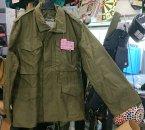 ★衣類 US製 M65ジャケット Sサイズ