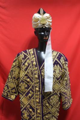 アラブの貴族の衣装(直輸入)