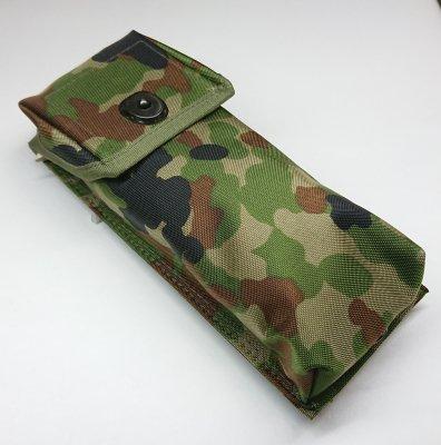 ★陸自 自衛隊 迷彩 89式 八九式 マガジンパウチ ポーチ 大
