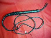 ★鞭 革製 皮のむち whip(ウィップ)コスプレ・仮装, コスプレ小物・小道具 武器