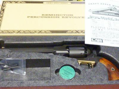 ☆CAW Remington New Model Army HW 黒