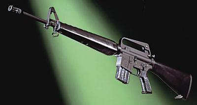 ★マルシン コルト Colt M16A1【組立キット】 モデルガン 発火式