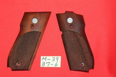 1★CAW マルシン S&W M39 グリップ NO,87−6