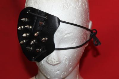 ★忍者の武器 眼帯 ビス付