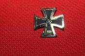 ★バッジ ナチスドイツ 十字 B