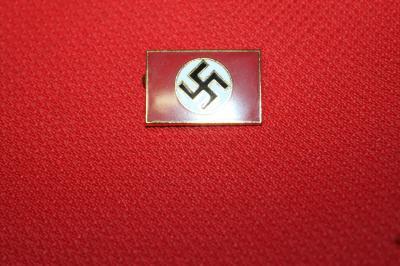 ★バッジ ナチスドイツ 大 H