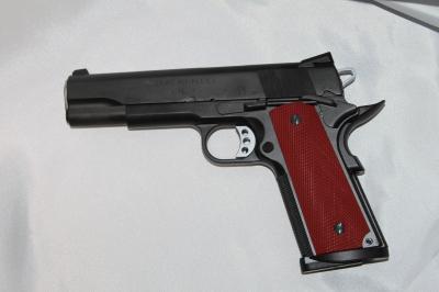 ★MGC モデルガン FBI BUREAU  ABS MODEL 発火式