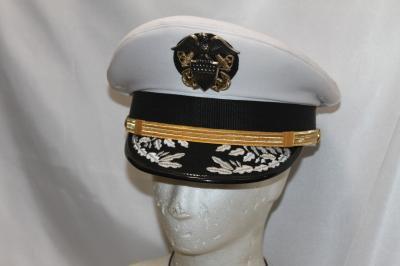 ★キャップ 帽子 US 航空将校帽