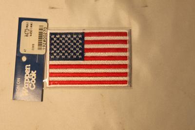 国旗ワッペン  アメリカ