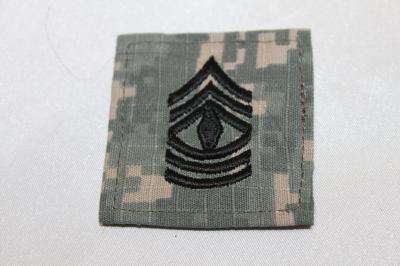 雑貨 ワッペン アメリカ陸軍一等総長 SP-1