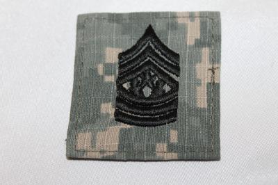 雑貨 ワッペン アメリカ陸軍最上級総長 SP-3