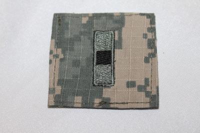 雑貨 ワッペン アメリカ陸軍准尉1 SP-4