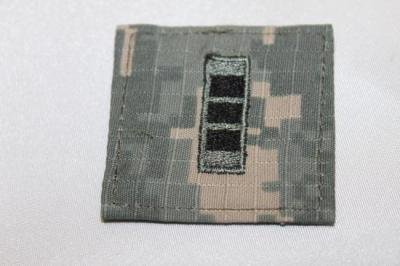 雑貨 ワッペン アメリカ陸軍准尉3(ACU) SP-6