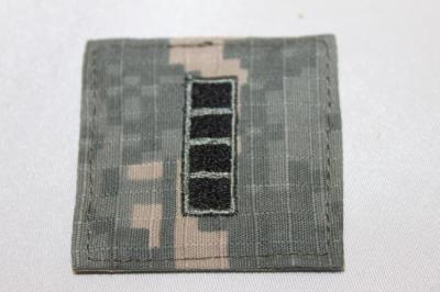 雑貨 ワッペン アメリカ陸軍准尉4(ACU) SP-7