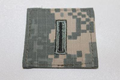 雑貨 ワッペン アメリカ陸軍准尉5(ACU) SP-08