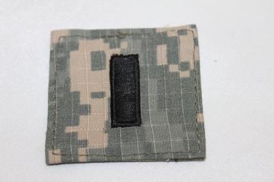 雑貨 ワッペン アメリカ陸軍/中尉(ACU) SP-10
