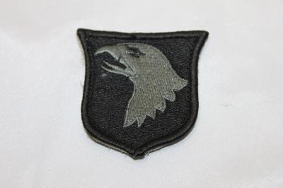 ワッペン アメリカ軍 第101空挺師団(FG)