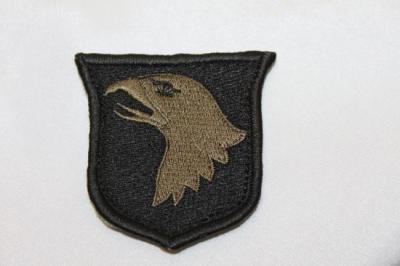 ワッペン アメリカ軍 第101空挺師団(OD) SP−31