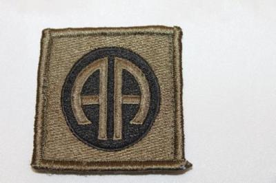 ワッペン アメリカ軍 第82空挺師団(FG) SP−32