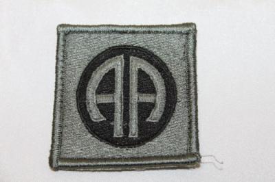 ワッペン アメリカ軍 第25歩兵師団マルヌ(FG) SP−38