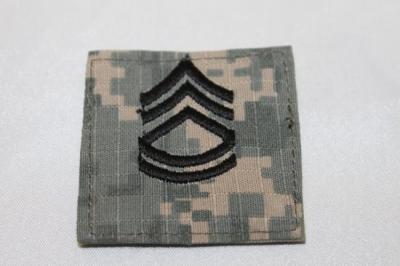 雑貨 ワッペン アメリカ陸軍 一等軍曹(ACU) SP-21