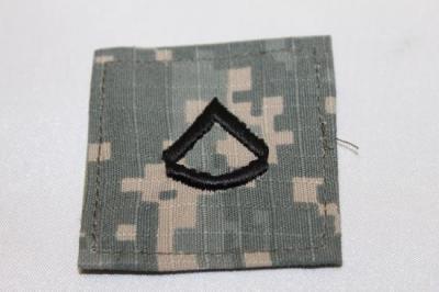 雑貨 ワッペン アメリカ陸軍 上等兵(ACU) SP-24