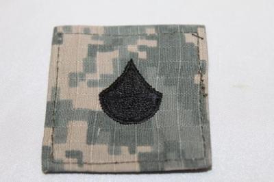 雑貨 ワッペン アメリカ陸軍特技兵(ACU) SP-25