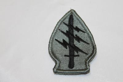 雑貨 ワッペン アメリカ陸軍グリンベレー(FG513) SP-28