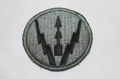 雑貨 ワッペン アメリカ軍防空砲兵  SP-43