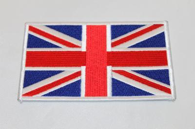雑貨 ワッペン イギリス国旗