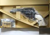 ★【組立キット】HWS SAA ハートフォード シビリアン HW モデルガン 6発付 ピースメーカー