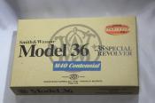 ★タナカ モデルガン S&W M40 Centennial(センチニアル) 2インチ 初回特典付 Jフレームリボルバー 発火式