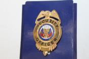 ★Rothco ロスコ社 POLICE ポリスバッジ ゴールド セキュリティ オフィサー ゴールド レプリカ