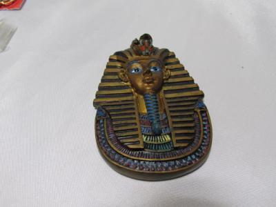 ★民芸品 エジプト スタンカーメン 磁石で張り付く 送料350円