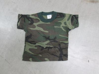 ★迷彩Tシャツ 赤ちゃん用