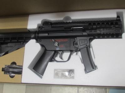 ★マルゼン ガスブローバック MP5K CHARGER