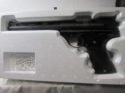 ★マルシン 8mmBB弾 44オートマグ クリント1 HW ガスブローバック「ダーティーハリー4」ハリー・キャラハン刑事愛用