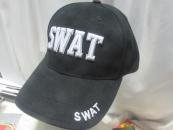 ★レプリカ キャップ SWAT 帽子 刺繍ロゴ入り フリーサイズ ウエストルーパー CAP WESTROOPER