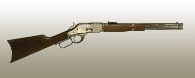 ★KTW  ウィンチェスター M1873カービン カスタム エアーガン