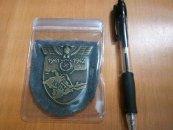 ★バッジ ナチスドイツ 従軍シルト章 クリミアシールド レプリカ NO.A42
