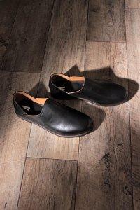 AUTTAA 別注ルームシューズ�/room shoes� ブラック ユニセックス