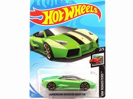 lamborghini reventon roadster greenmetallic hotwheels 2019 gallery