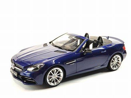 1:18 GT Spirit Mercedes SLC 43 AMG R172 bluemetallic