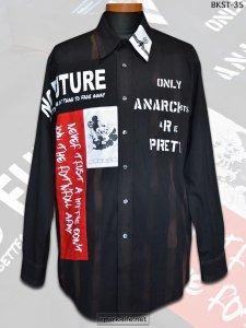 アナーキーシャツ[BKST-35]